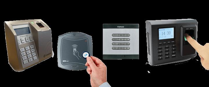 Instalacion control de accesos memokey, proximidad, biometrico, centralizado en Zaragoza